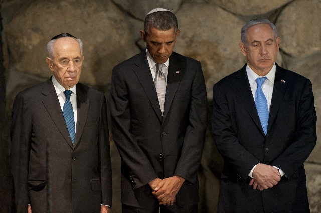 TOPSHOTS-ISRAEL-US-POLITICS-OBAMA
