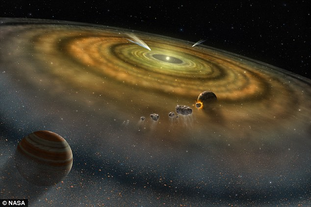 Astronomers Have No Idea How Planets Form – The Millennium Report