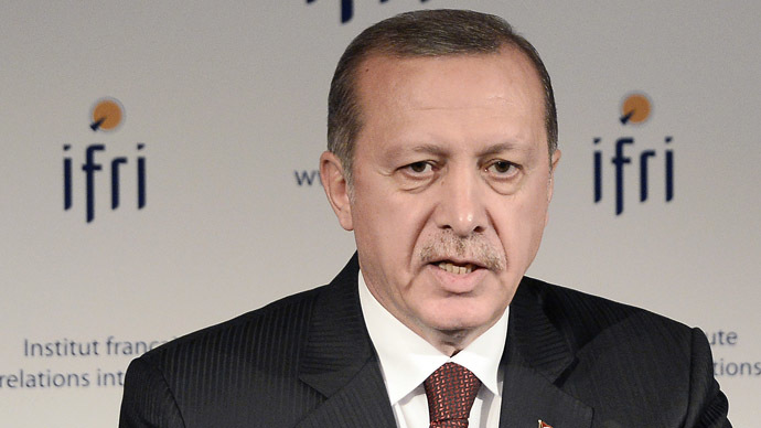 Turkish President Recep Tayyip Erdogan (AFP Photo/Stephane De Sakutin)