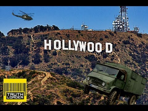 HOLLYWOOD: The Nexus of the CIA, U.S Military and the Mainstream Media