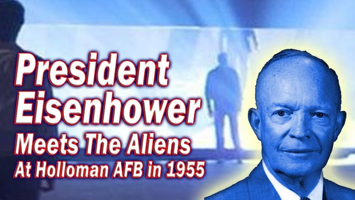 Eisenhower S 1954 Meeting With Extraterrestrials The