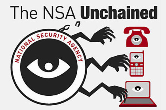 domestic suveillance by the nsa is