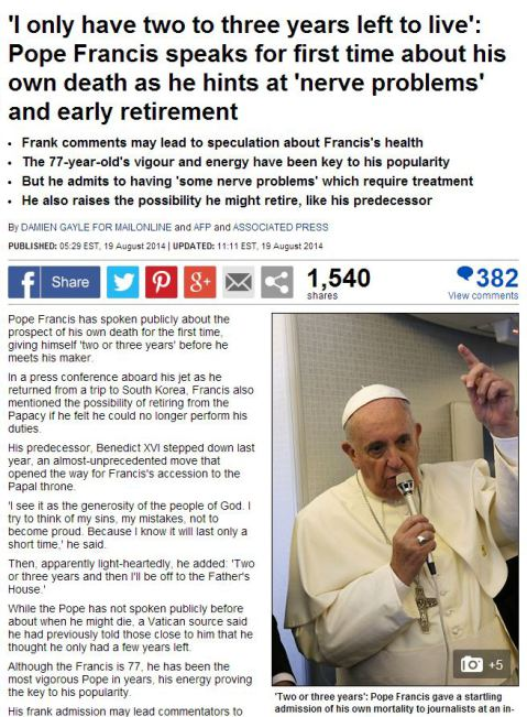 truth jihad pope francis planning to resign jesuit insider the
