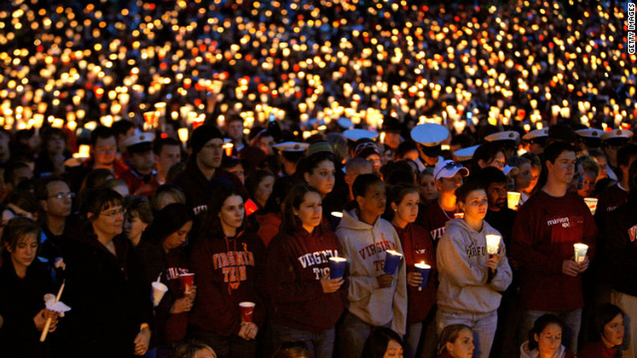 It all started with Virginia Tech. Thus began a wave of college shootings designed to MANUFACTURE CONSENT to strip Americans of their right to bear arms.