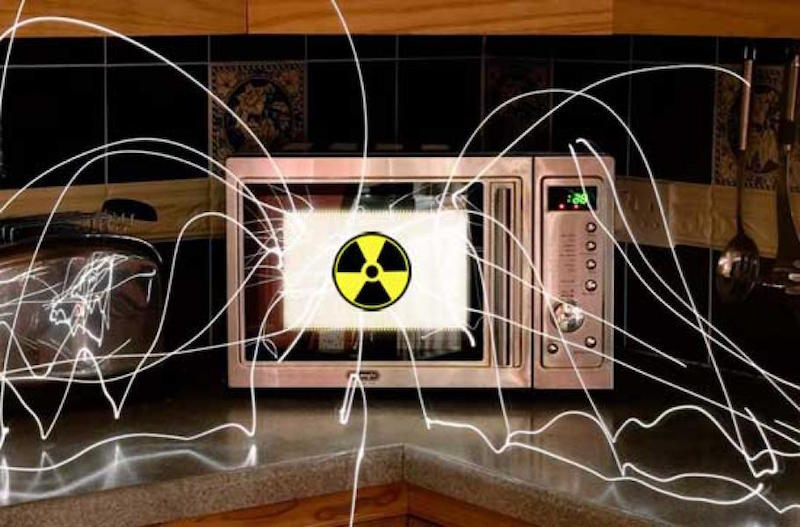 Microwave Ovens Scientifically Proven To Be Dangerous And Deadly