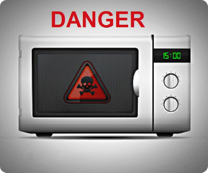Image result for How Your Microwave Oven Damages Your Health