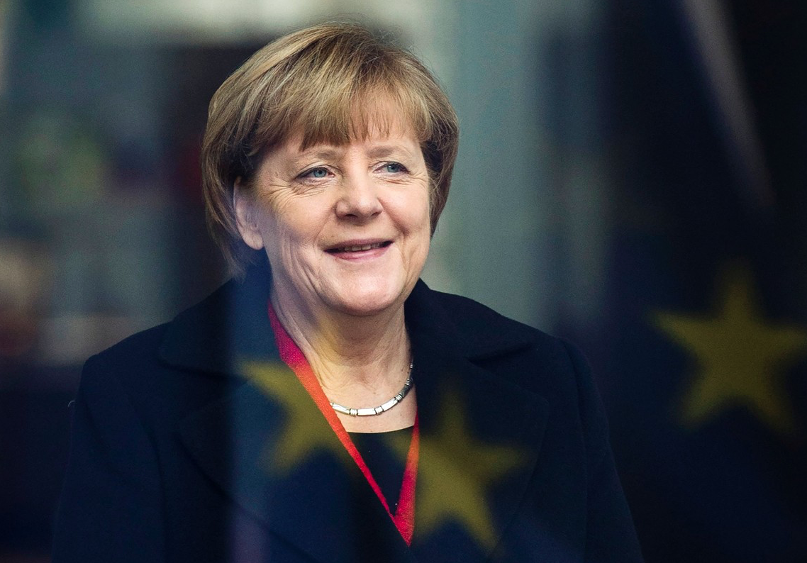 The White House stopped directly monitoring the private communications of German Chancellor Angela Merkel but authorized the National Security Agency to eavesdrop on her top advisers. PHOTO: ODD ANDERSEN/AGENCE FRANCE-PRESSE/GETTY IMAGES