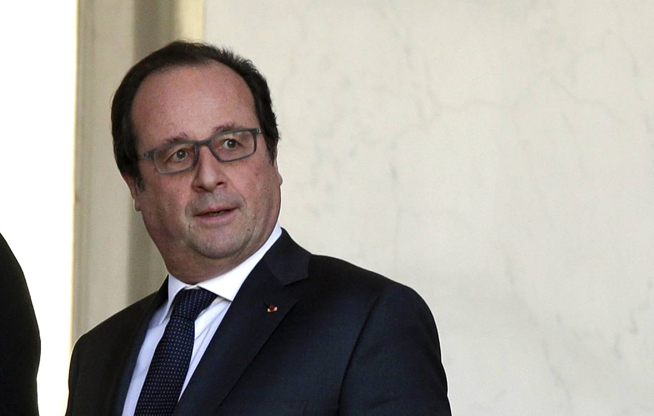 The Obama administration included French President François Hollande on a so-called protected list, shielding him from NSA snooping. PHOTO: PHILIPPE WOJAZER/REUTERS