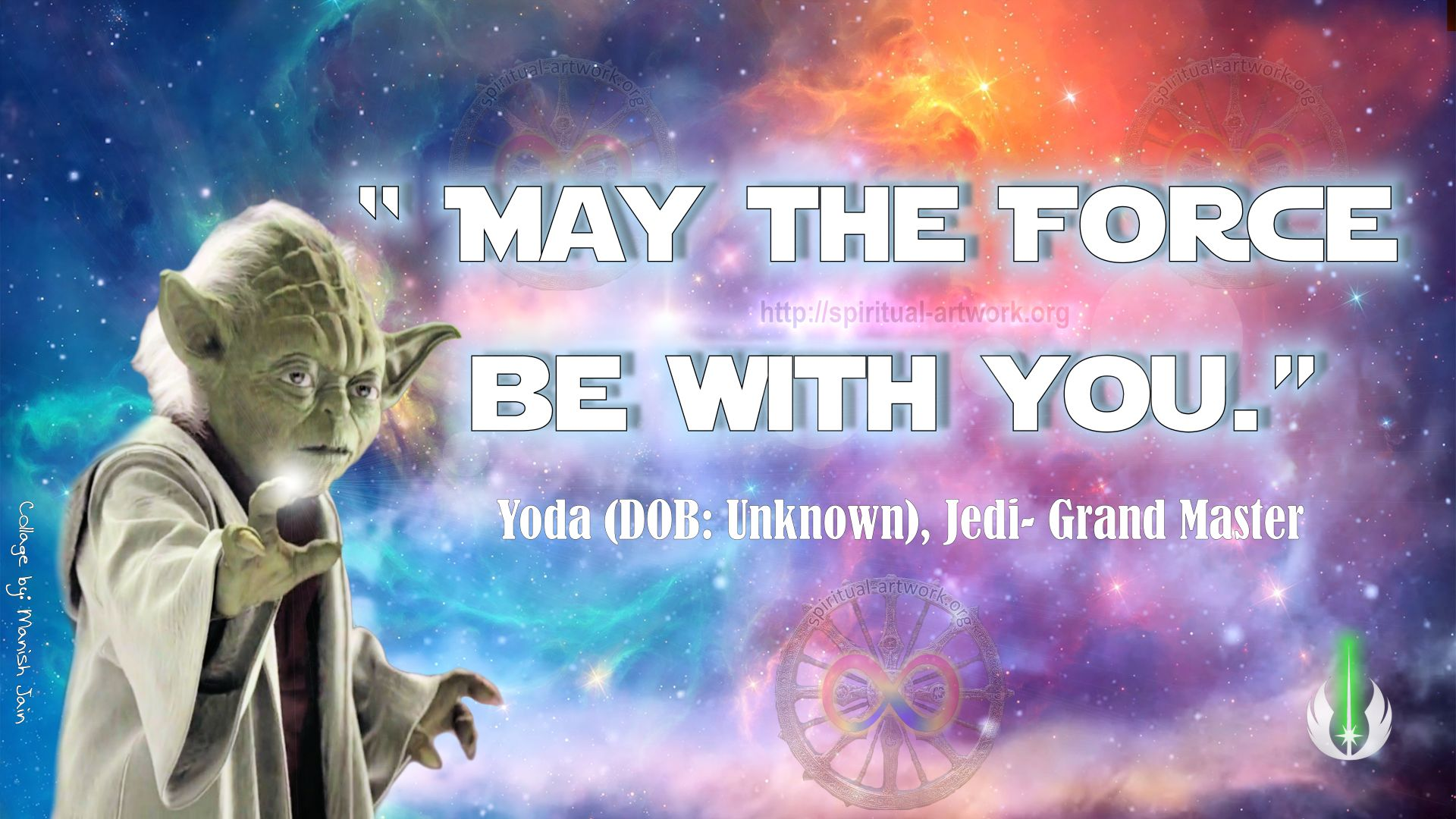 'Feeling The Force' - Star Wars and Spiritual Truth