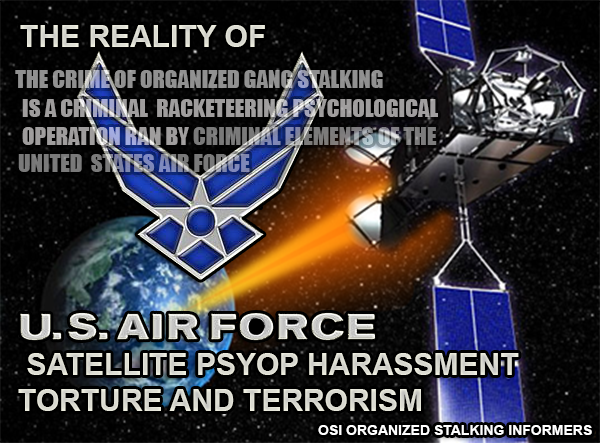 RNM Remote Neural Monitoring Satellite Terrorism – The Millennium Report