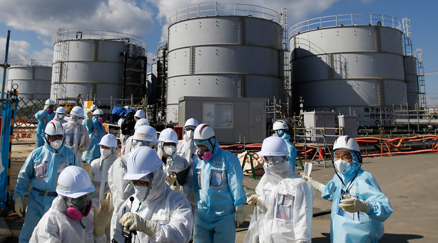'TEPCO admits announcing Fukushima nuclear plant meltdowns far too late' --- RT.com
