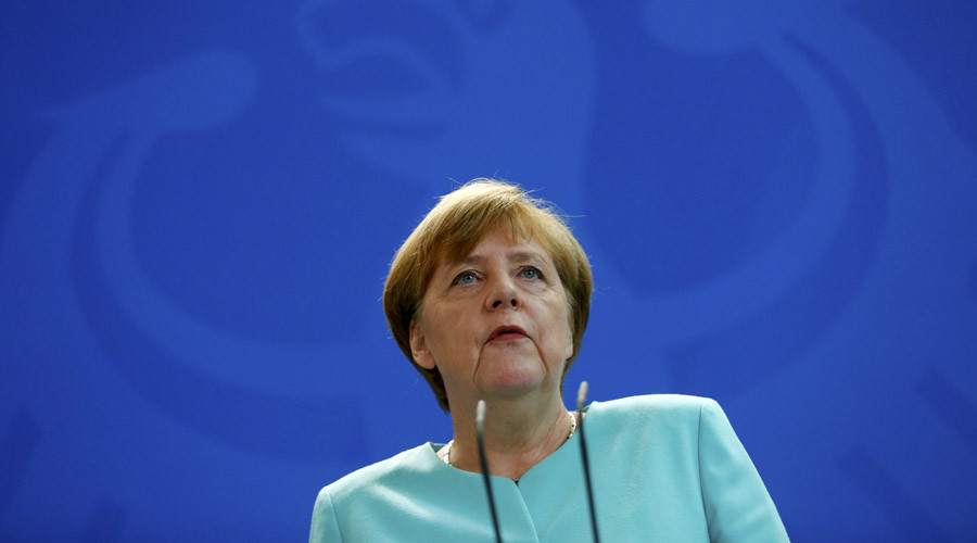 German Chancellor Angela Merkel © Hannibal Hanschke / Reuters