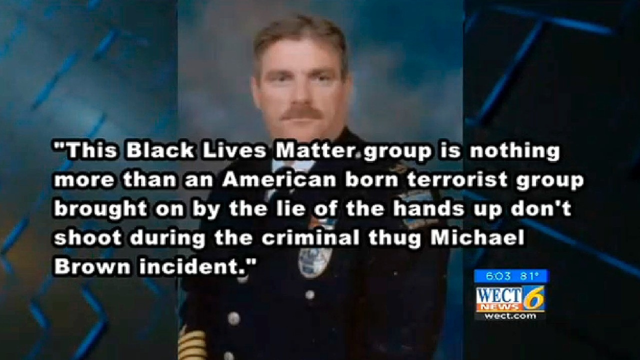 091815-Centric-Entertainment-Retired-Police-Chief-After-Calling-Black-Lives-Matter-Terrorist-Group