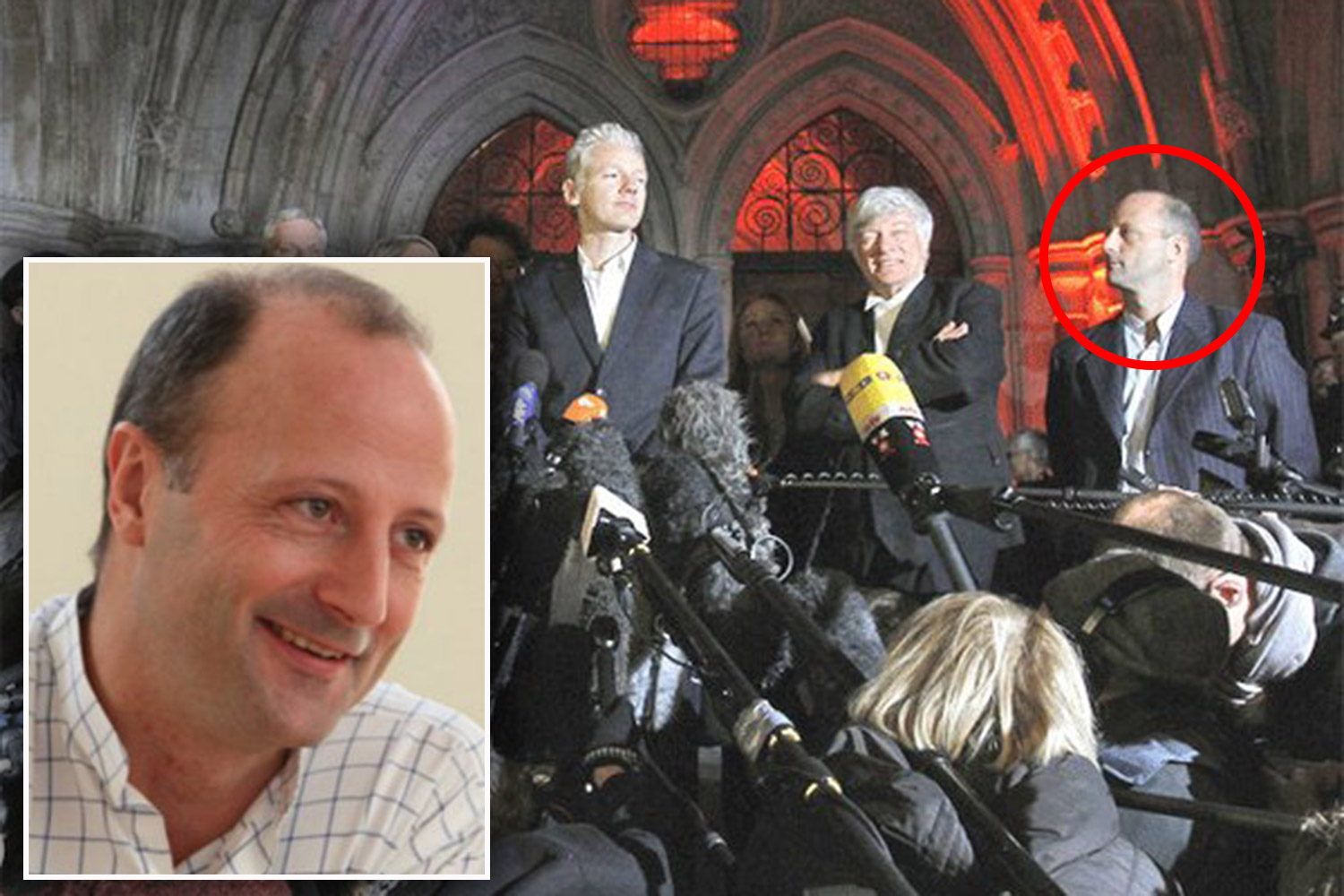 Top UK Human Rights Lawyer Suicided? – The Millennium Report