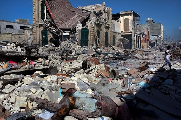 the effects of the 2010 haiti Haiti, describes the ground shaking before a january 2010 tsunami   scientists are now starting to examine some of the side effects of the.