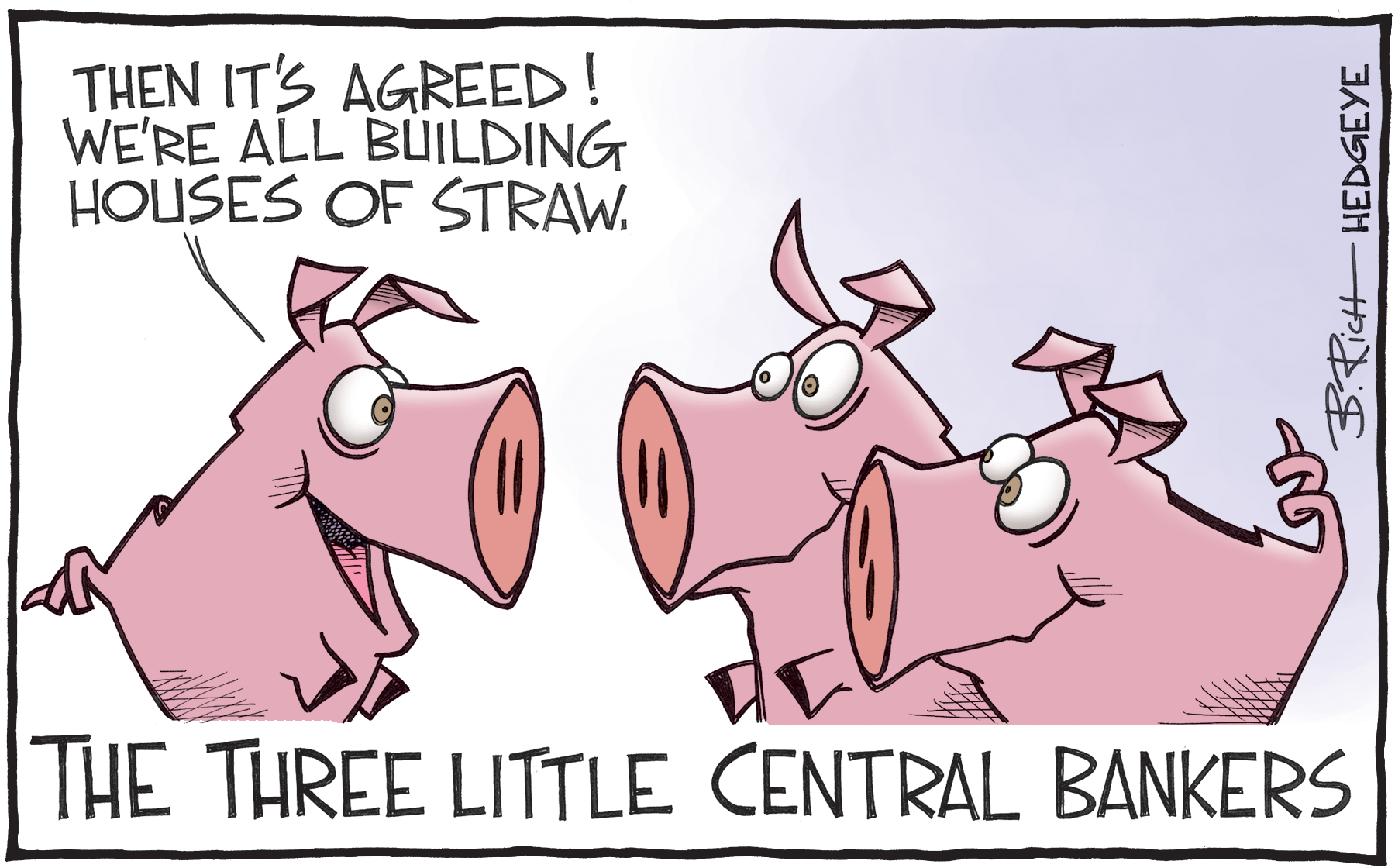 Bridgewater Calculates How Much Time Central Banks Have