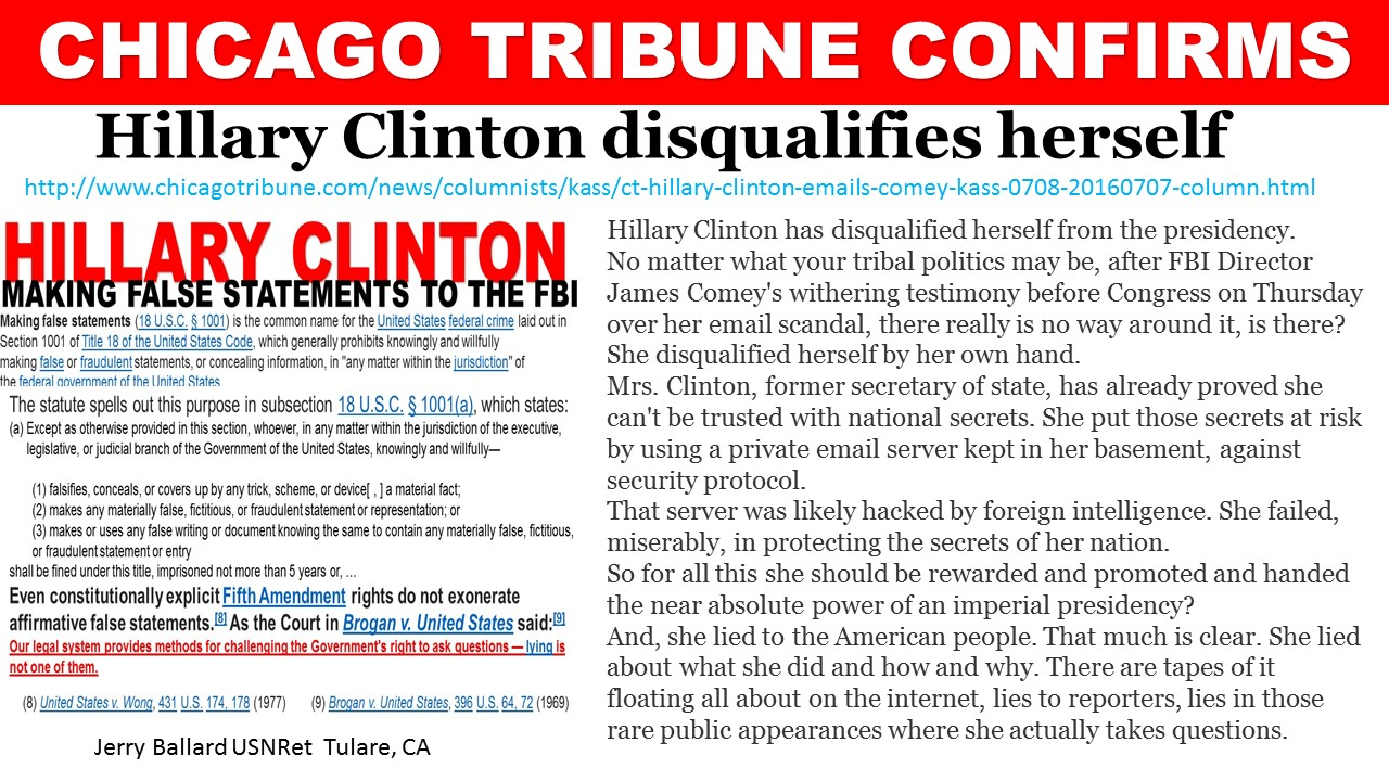chicago-tribune-confirms-hillary-clinton-disqualified-to-run-for-president