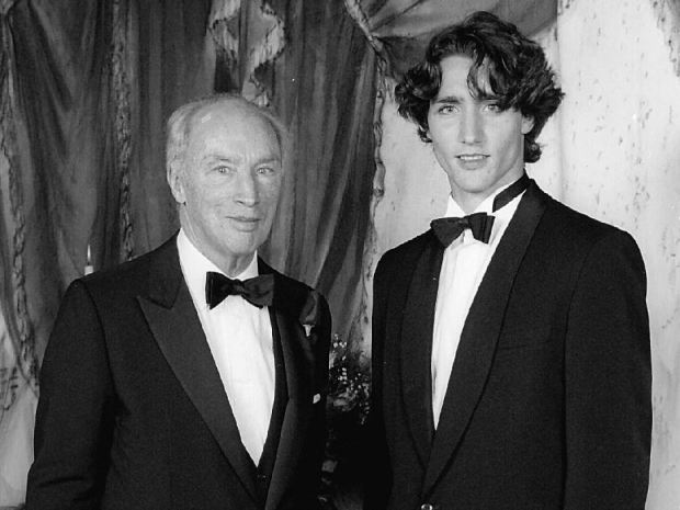 a report on pierre elliot trudeau a prime minister of canada