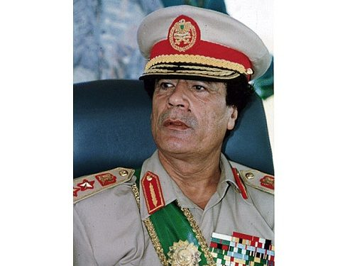 Muammar Gaddafi Was Killed By The West Because Of This
