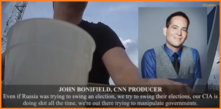 CNN's Own Staff Provides Hard Evidence Of Their Fake News Production
