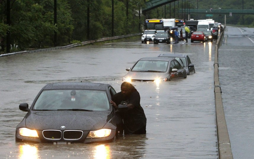 Why Is The Corporate Media Ignoring The Toronto Floods Of