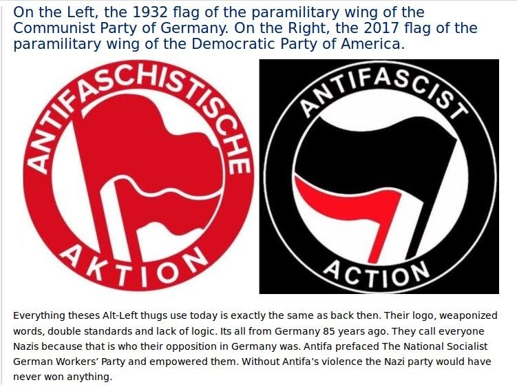 antifa in nazi germany