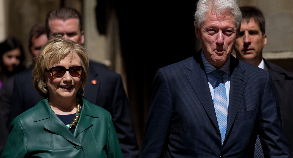 Why Foreign Gov'ts Seem Reluctant to Expose Clintons' Alleged Fraud