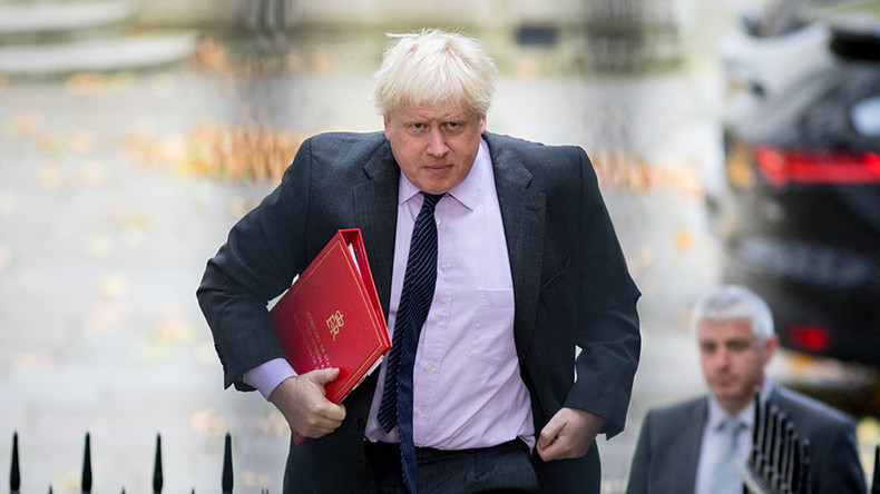 Is UK's demonization of Russia the geopolitical blunder of a generation? – MP asks Boris Johnson