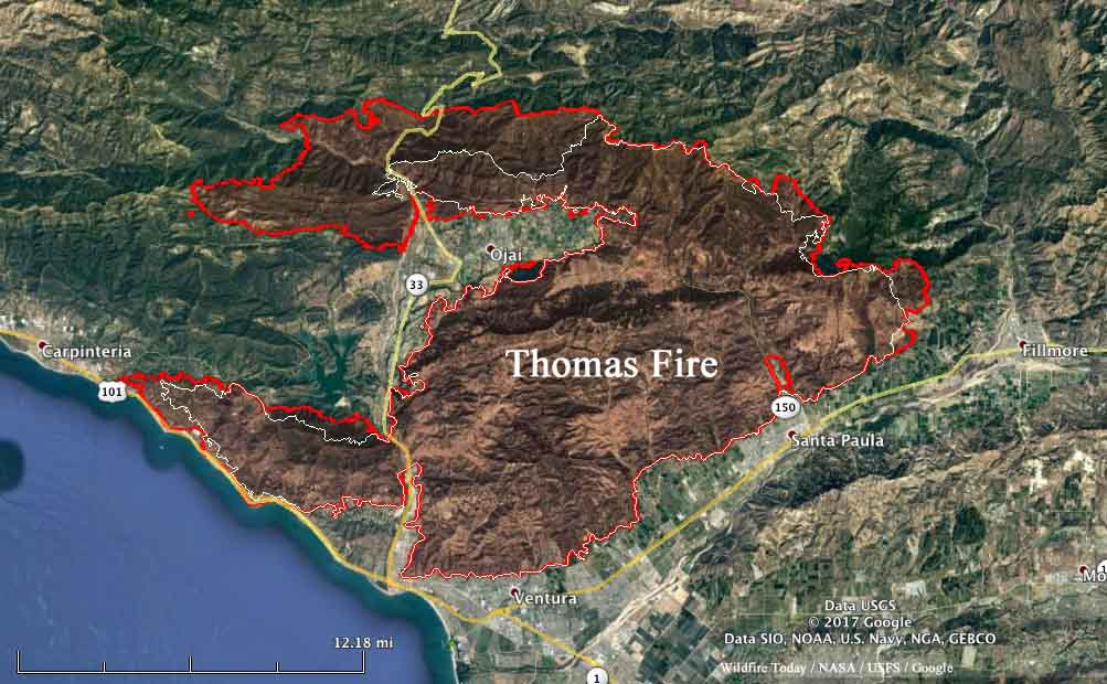 current california wildfire map with Californias Thomas Fire Scorches Area Larger Than New York City on Rev as well Santa Rosa together with Province Wide Fire Ban Issued Due To Tinder Dry Conditions 1 likewise Dozens Of Fires Burn Through Montana And Neighboring States in addition Santa Rosa Fire Latest Tweets And Updates.