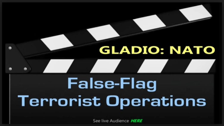 OPERATION GLADIO C: Government-Sponsored Domestic Terrorism Targets American Public Schools