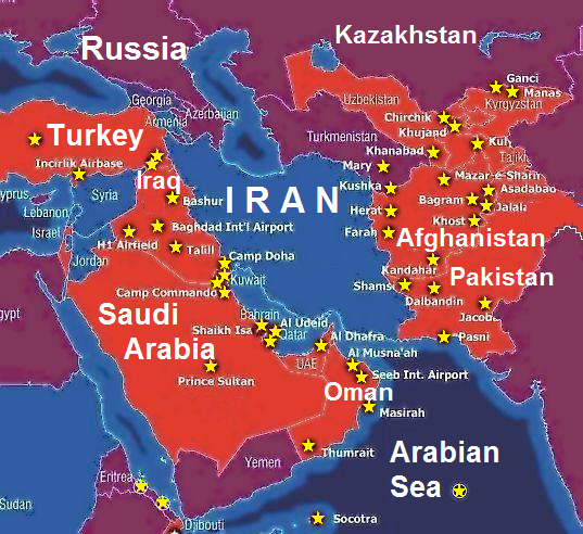 TARGET IRAN: The Neocon Zionist Plan for an Apocalyptic War in the ...