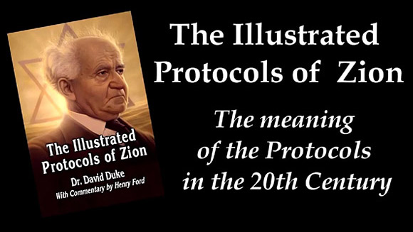"""The Illustrated Protocols of Zion"" Has Manifested Worldwide"
