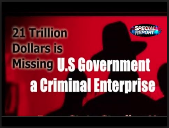 The US Government Is A Massive Criminal Enterprise! – The ...
