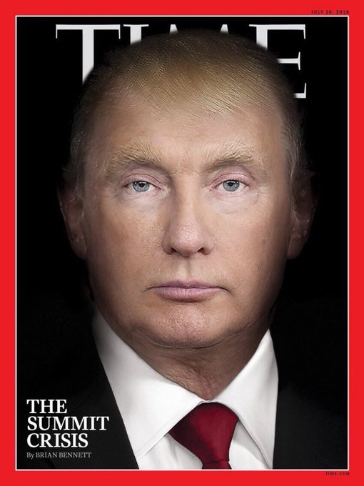 DEEP STATE DESPERATION: The TIME Cover Photo that Reflects the CIA's Mockingbird Media Meltdown
