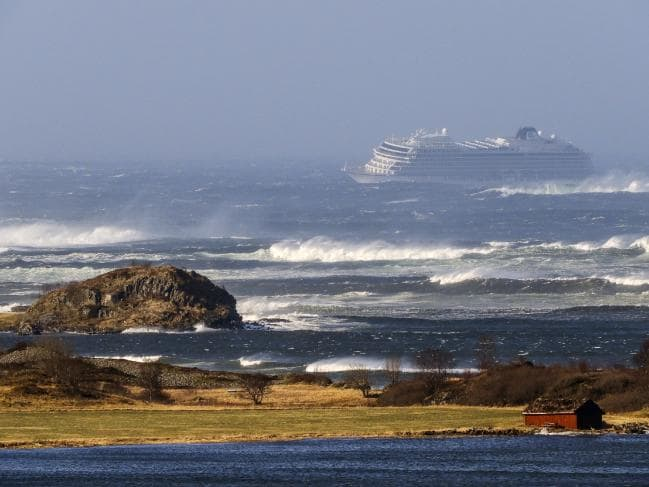 """Before You Embark on """"The Viking Sky"""" First See the Cruise from Hell"""