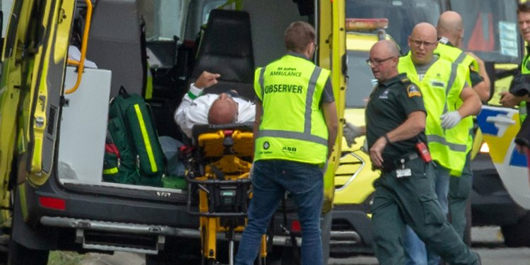 The Connections Between The New Zealand Mass Shooting And