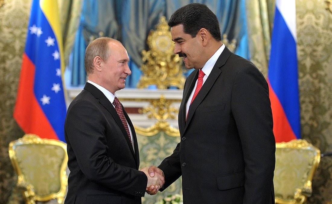 Russia Sends Troops to Defend Venezuela Sovereignty from American Neocon Warmongers