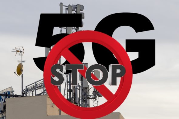5G Roll-out: How to stop the deployment in your area