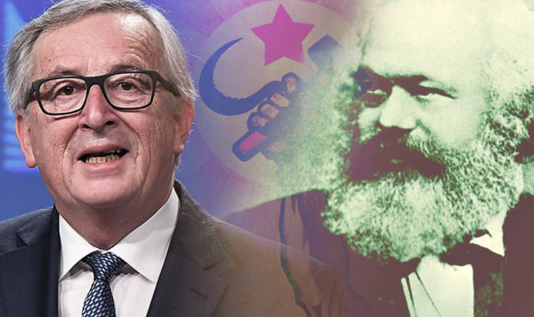 EU Commission President Promotes Marxist Totalitarianism