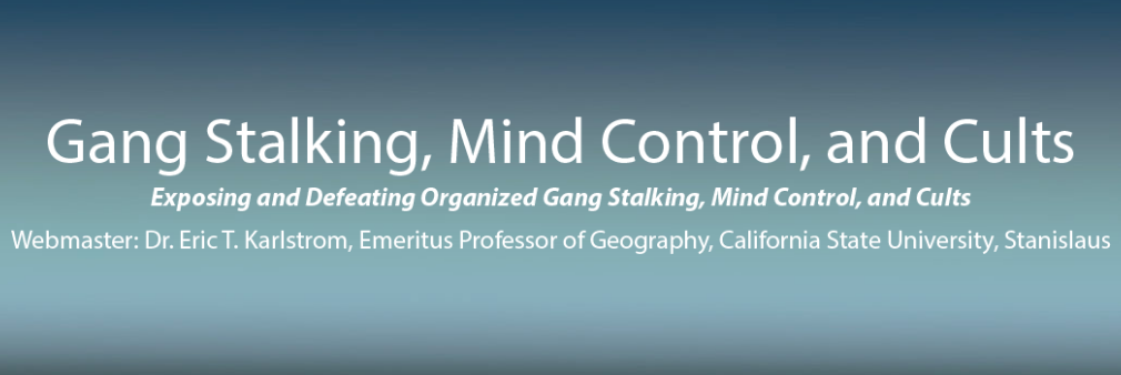 GOG'S NeW GESSTTTAPO: The Cyber-Gestapo of the Third Millennium—Who created it and why?