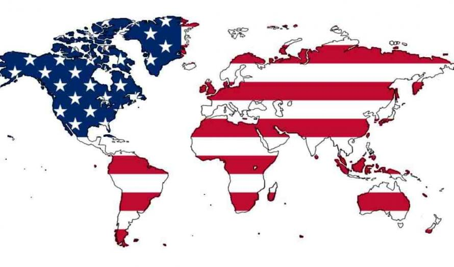 AMERICAN EMPIRE: THE PSYCHOSIS OF HEGEMONY