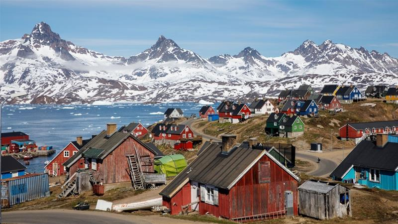 Greenland Rejects Trump's Overture to Buy the Big island