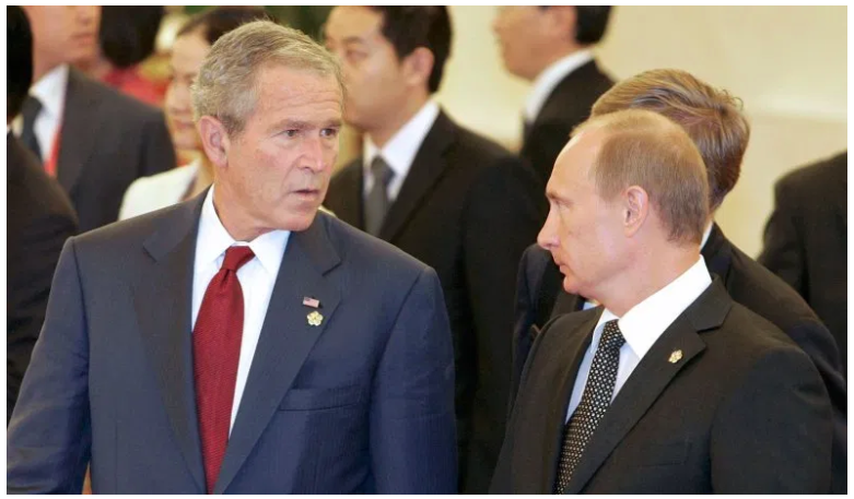 "CIA Analyst: ""Vladimir Putin personally warned President George W. Bush about the 9/11 attacks two days in advance"""