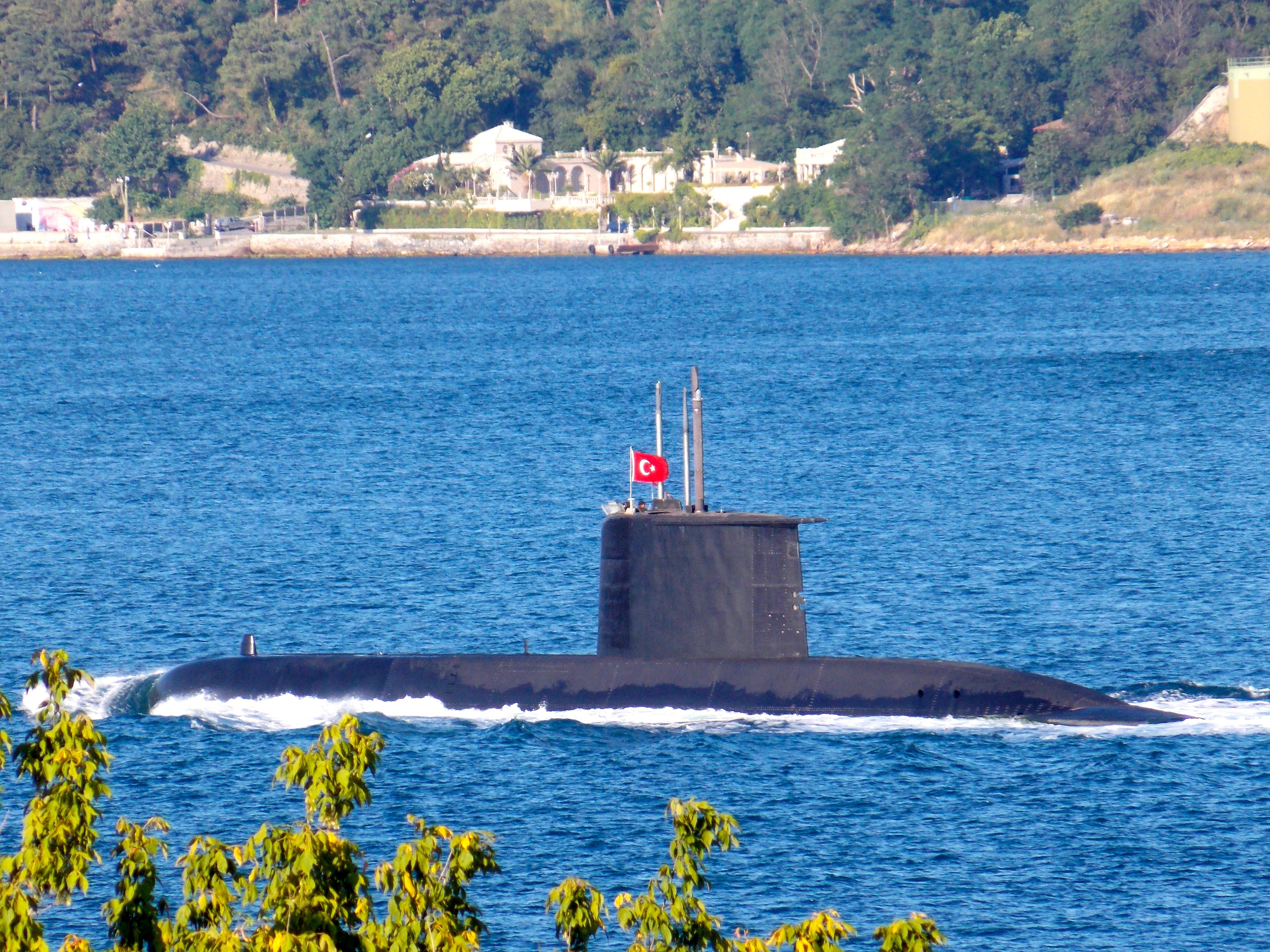 TurkSubBosporus