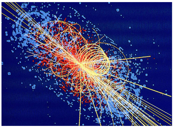 A simulation of the Higgs-Boson particle. Nice picture, but where is the REAL picture?