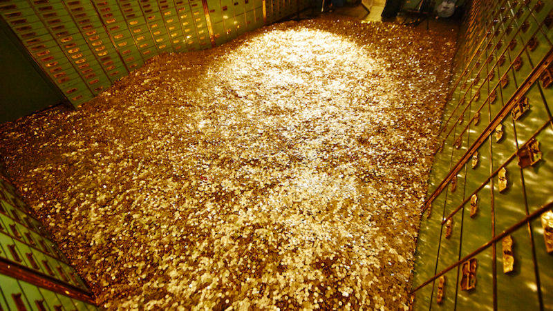 Did Citi Just Confie 1 Billion In Venezuela Gold